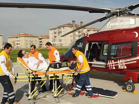Hastane Hastane Dolaşmaya Son
