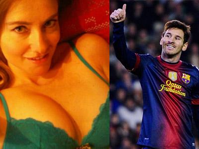 Hilal Cebecinin  Messi Açıklaması