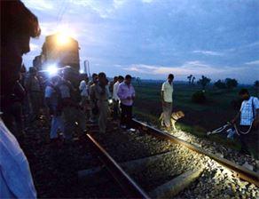 Hindistanda Tren Faciası 20 Ölü