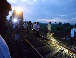 Hindistanda Tren Faciası20 Ölü
