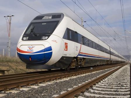 Hızlı Trenin Hızı Kesildi