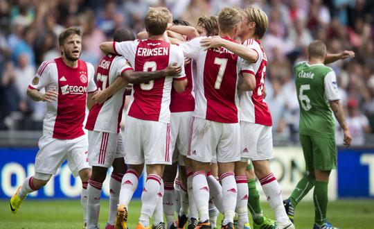 Hollanda Eredivisiede Görünüm