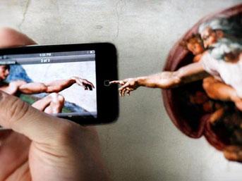 Hz. İsa Da Sosyal Medyayı Kullanırdı
