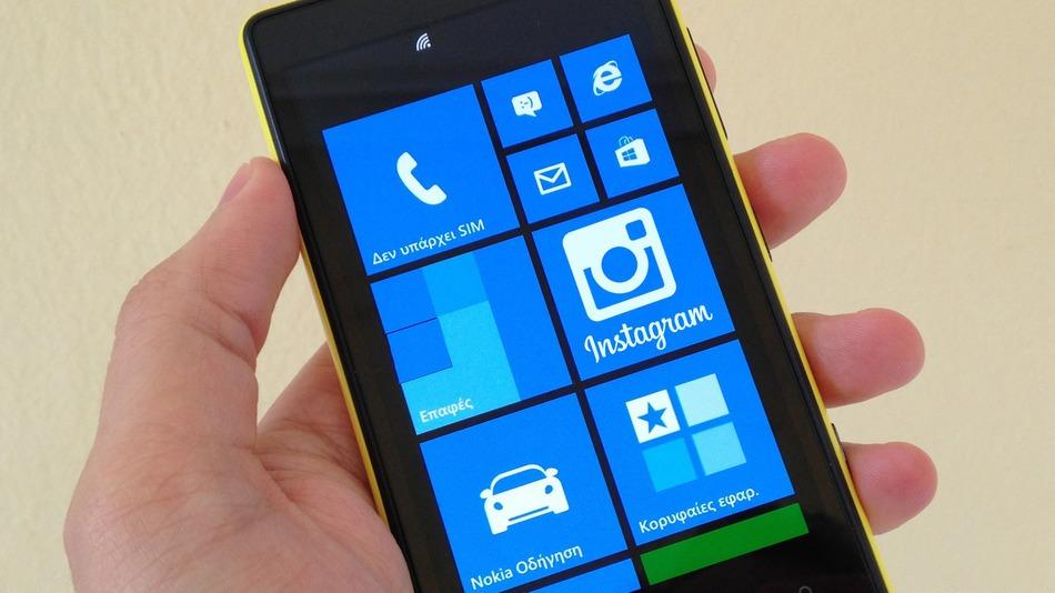 Instagram Windows Telefonlarına Geliyor