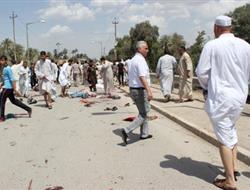 Irakta Patlama Görüntüleri İzle