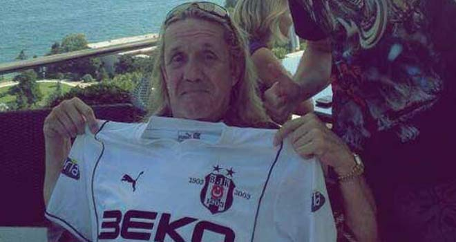Iron Maiden Beşiktaşlı Oldu