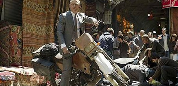 James Bond Skyfall Ne Kadar İzlendi