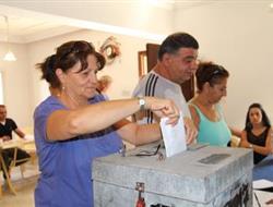 KKTCde Erken Genel Seçim Başladı