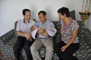 Kader Mahkûmlarının Ailelerine Ziyaret
