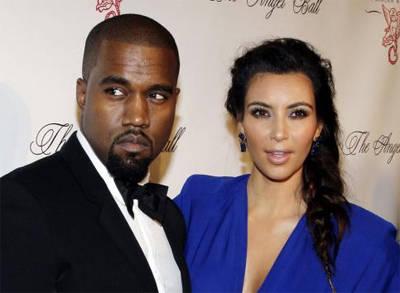 Kanye Ve Kim Kardashianın Bağlılık Törenini İzle