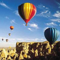 Kapadokyaya Gelen Turist Sayısı Artıyor