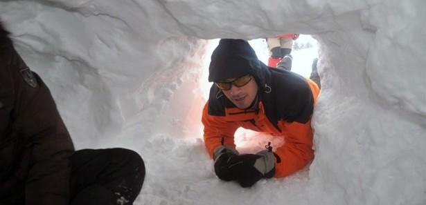 Kar Mağarası Nedir Nasıl Yapılır