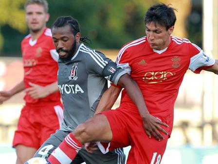Kartal Başladı Southampton Bitirdi 3-1