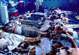 Katliamı Destekleyen Darbe Sevicileri