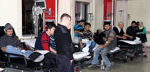 Kayseri Organize Sanayide 168 İşçi Zehirlendi