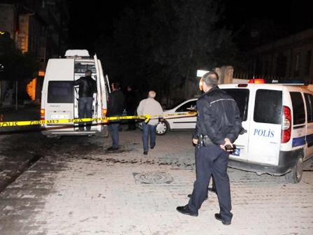 Kayseride Polis Memuruna Silahlı Saldırı