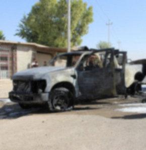 Kerkükte Polise Bombalı Saldırı