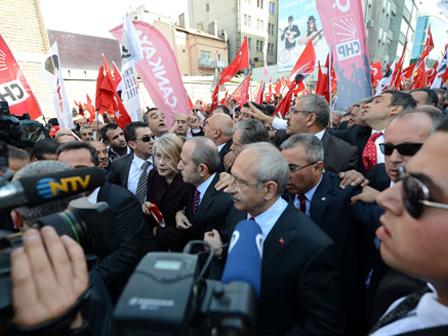 Kılıçdaroğlunun Irak Ziyaretine İptal Yok