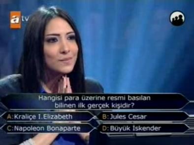 Kim Milyoner Olmak İsterm Eda Türkmen İZLE