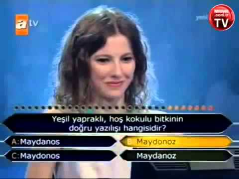 Kim-Milyoner-Olmak-ister-Maydanoz-Nasil-Yazilir-Sorusu