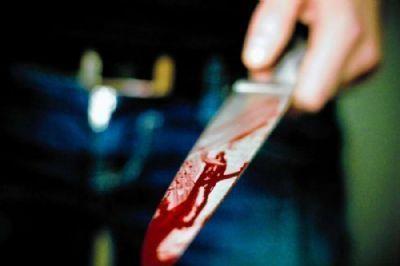 Konyada Annesinin Boğazını Keserek Öldürdü