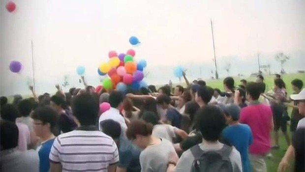 LG G2 Tanıtım Şovunda 20 Kişi Yaralandı