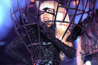 Lady Gaga Ve Çılgın Kostümleri