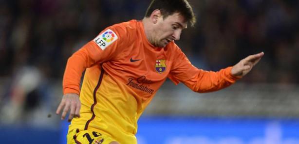 Lionel Messinin Osasunaya Attığı Golleri İzle