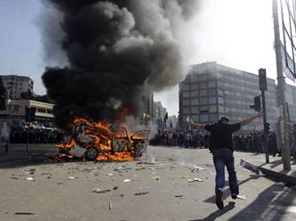 Lübnanda 2 Patlama 7 Ölü