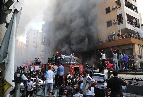 Lübnanda Ölü Sayısı 22ye Yükseldi