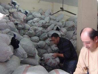 MErsinde BDPli Yönetici Deprem Yardımlarını Satarken Yakalandı