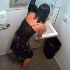 Malatyada Kadınlar Tuvaletinde Gizli Kamera