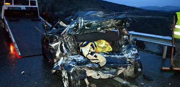 Manisada Trafik Kazasında Ölenlerin İsimleri