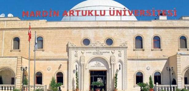 Mardin Artuk üniversitesinde Ibadet Bölümü Yapılıyor