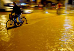 Marmara İçin Kuvvetli Yağış Uyarısı