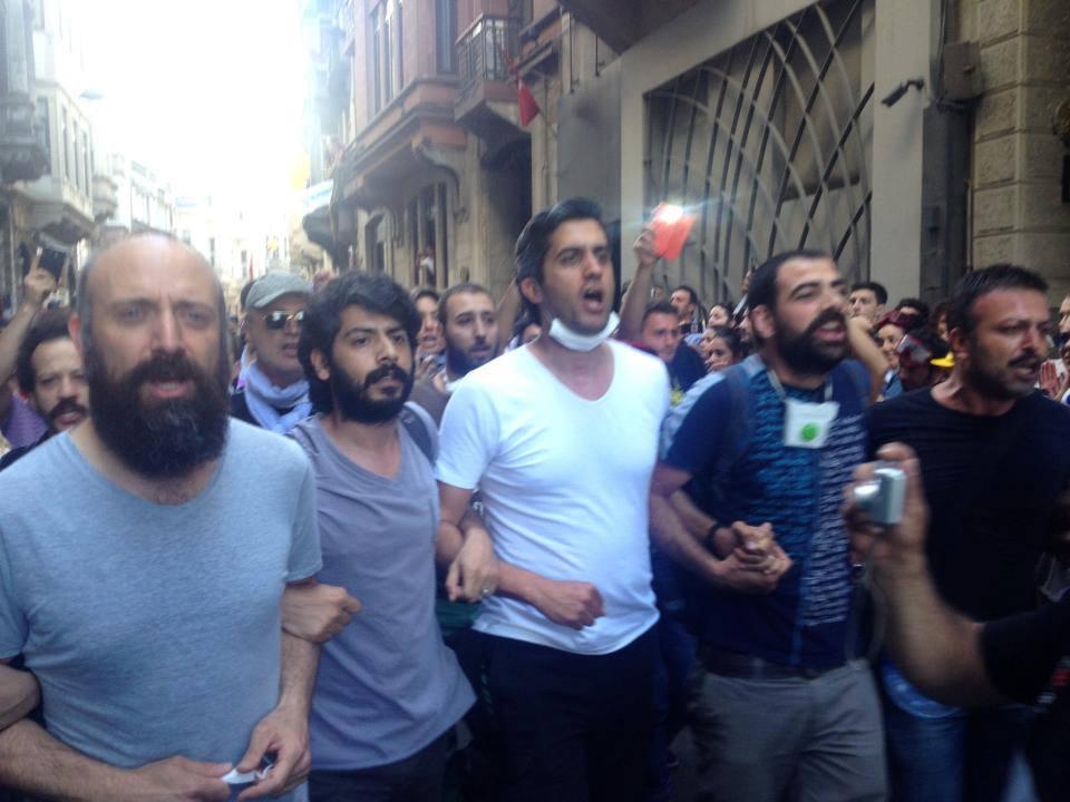 Memet Ali Alabora`ya Polis Koruması