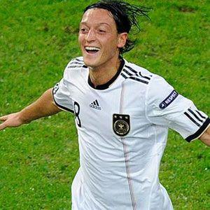 Mesut Özil Yılın Futbolcusu Oldu