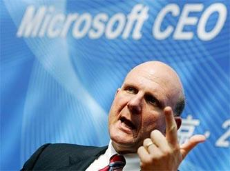 Microsoftun CEOsu Görevi Bırakıyor