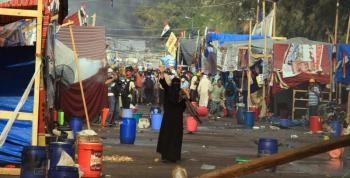 Mısır Katliamından Günün Fotoğrafı