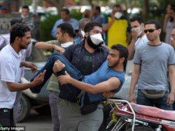 Mısır Sağlık Bakanlığı Ölü Sayısı 327ye Yükseldi