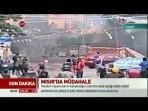 Mısırda Mursi Destekçilerine Müdahale Edildi