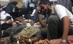 Mısırda Ölenlere Zorunlu İntihar Raporu