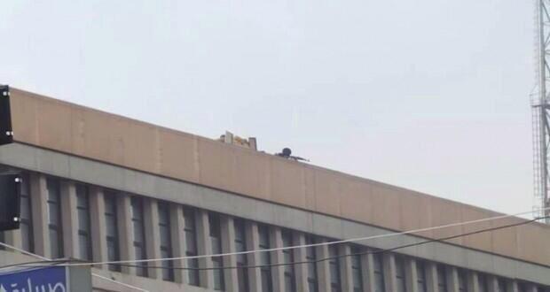 Mısırda Ordu Halka Böyle Ateş Açtı