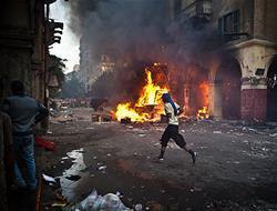 Mısırda Yine Kan Aktı 213 Ölü