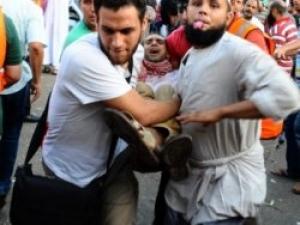 Mısırdaki Katliama Tepkil Yağıyor