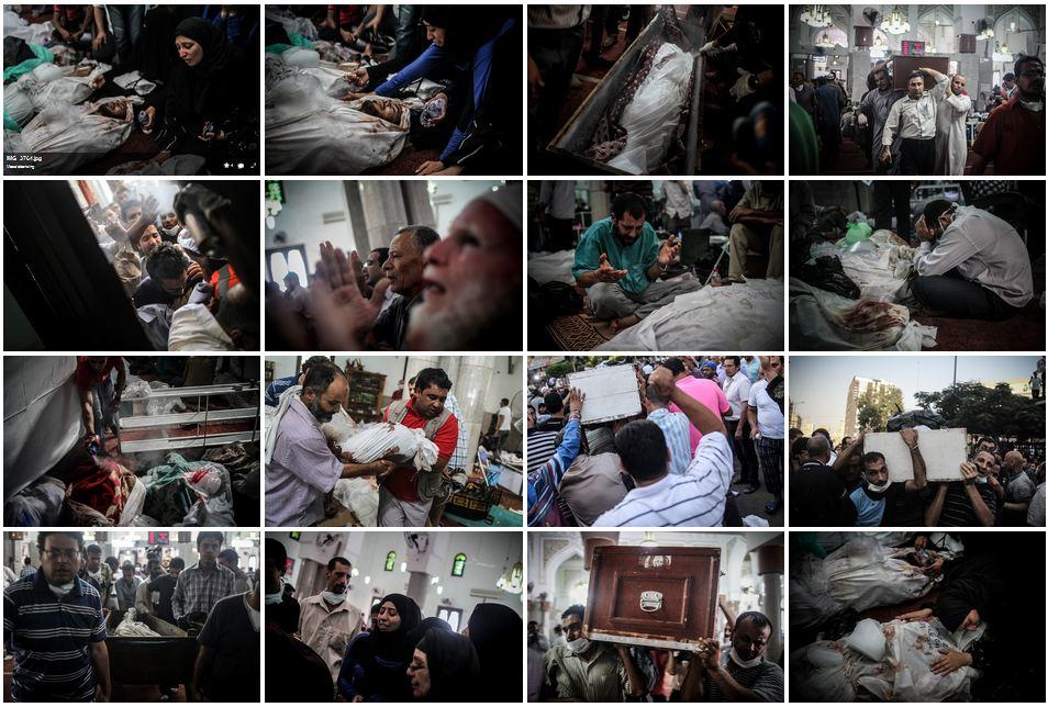 Mosaab Elshamynin Objektifinden Mısır Katliamı
