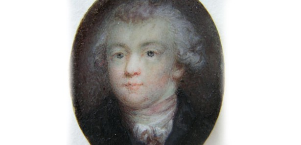 Mozartın Yeni Bulunan Portresi