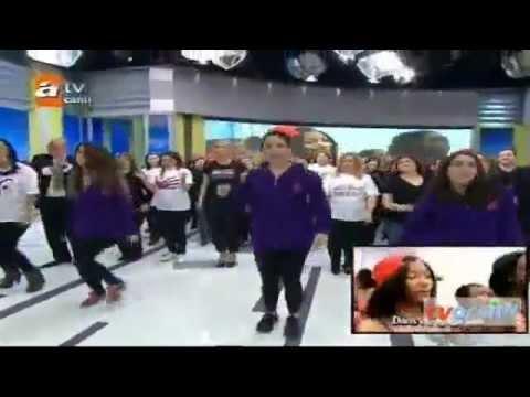 Muge Anli Kadina Siddete Karsi Dans Et Müge Anlı Kadına Şiddete Karşı Dans Et