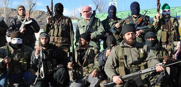 Suriyede Muhaliflerin Hakimiyet Alanı
