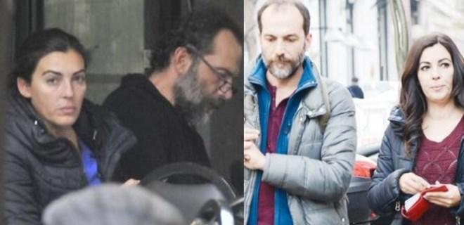 Muhammet Uzuner Arzu Gamze Kılınç  Beraber Görüntülendi